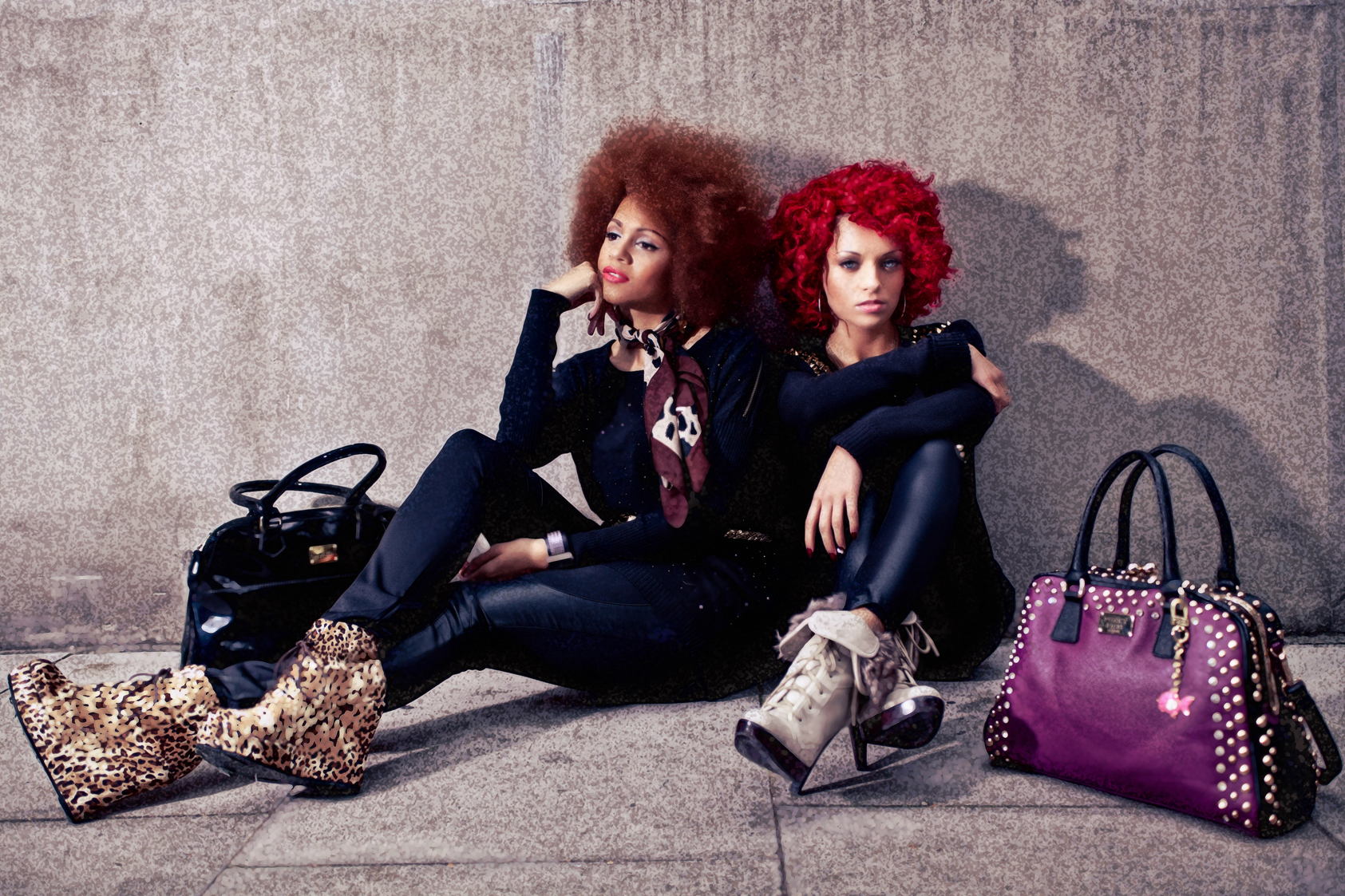 Punkyfish Fashion Campaign Photography