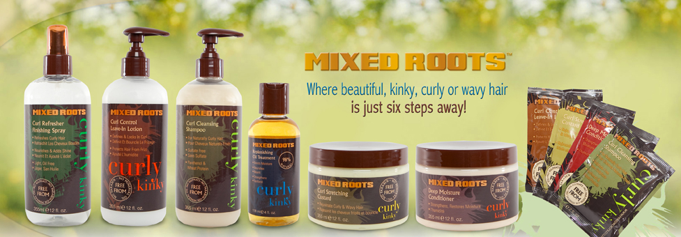 Mixed Roots™ Website