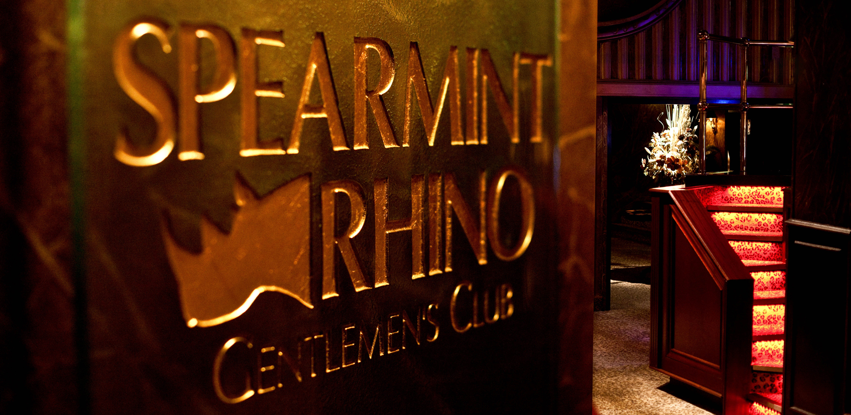 Spearmint Rhino Nightclub Photoshoot